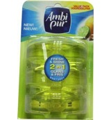Flush lemon & lime refill