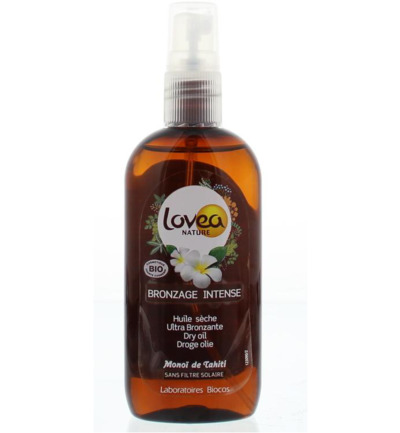 Lovea Bio Dry Oil Spray 125ml