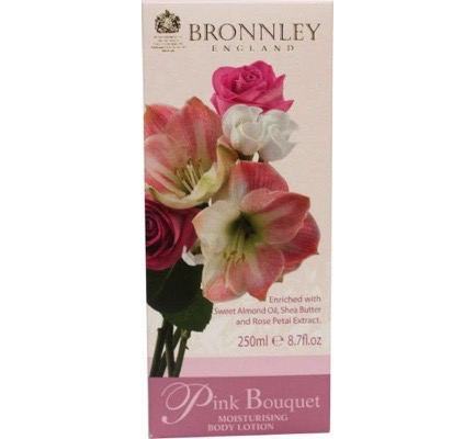 Bodylotion pink bouquet