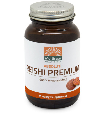 Absolute reishi premium 400 mg
