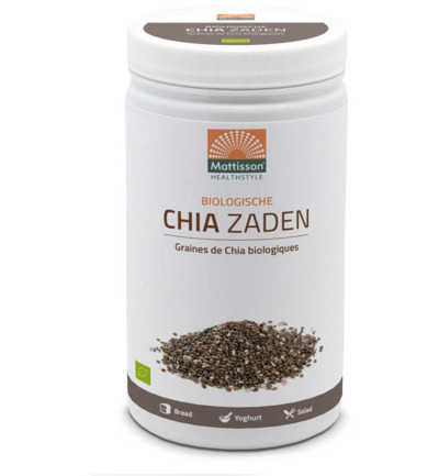 Absolute chia seeds raw bio