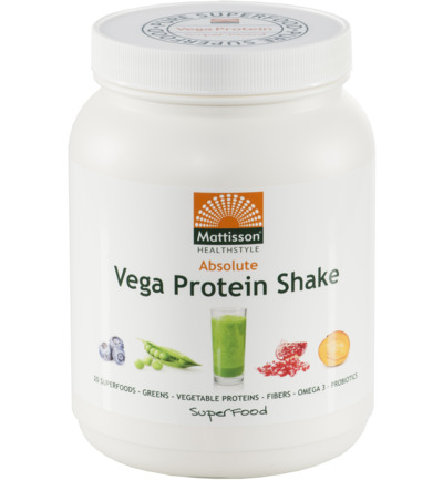 Mattisson Absolute superfood protein vega shake 500g