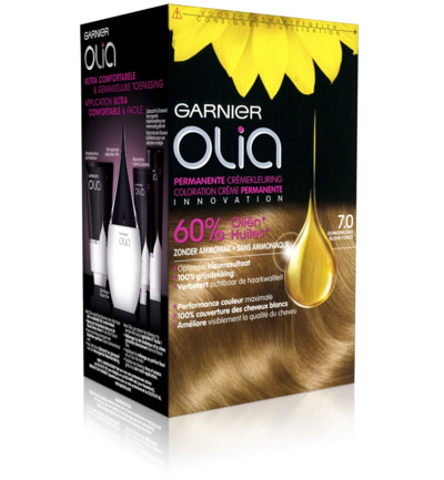 Olia 70 dark blond