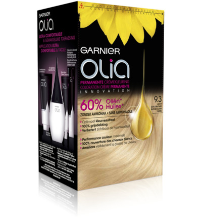 Olia 9.3 gold light blond
