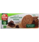 Biscuit intense chocolade