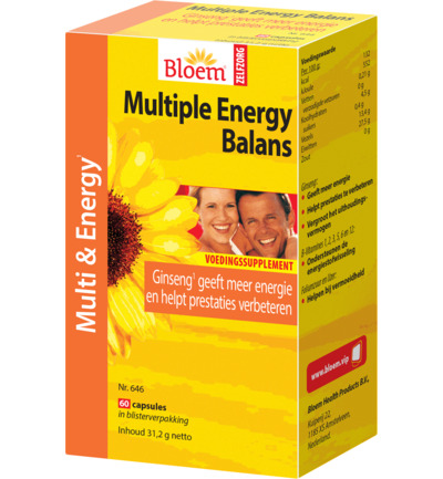 Multiple Energy balans