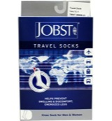 Travel socks blauw maat 4 (43-44)