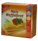 Mais wafelbrood