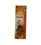 3pauly Tee Kaffee Biscuits Chocolade (125g)