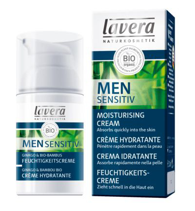 Men Sensitiv moisturising cream