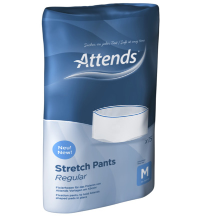Stretchpants regular medium