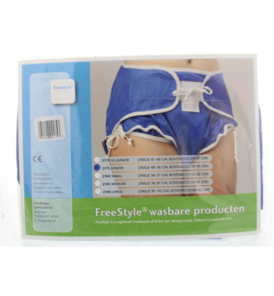 Freestyle Maxi badslip junior Stuk