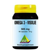 Visolie omega 3 505 mg