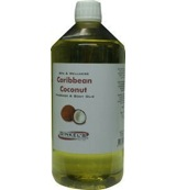 Massage & body olie caribbean coconut