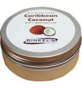 Body butter caribbean coconut