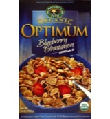 Optimum power blueberry/cinnamon