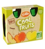 Cool fruit appel