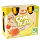Cool fruit appel/banaan