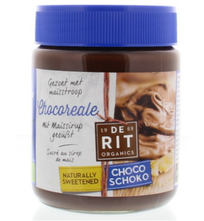 Afbeelding van Chocoreale Natural Sweet Chocopasta