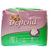 DEPEND Pants super S/M 18