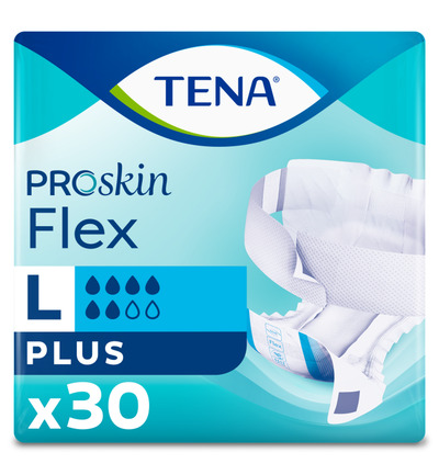 Tena Flex plus L 30st