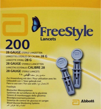 adc freestyle lancet 3020032