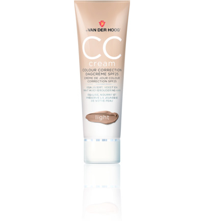 CC cream light