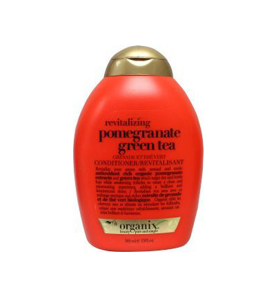 Pomegranata green tea conditioner