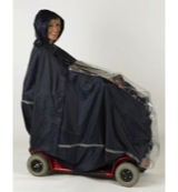 Scooter cape M