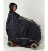 Scooter cape L