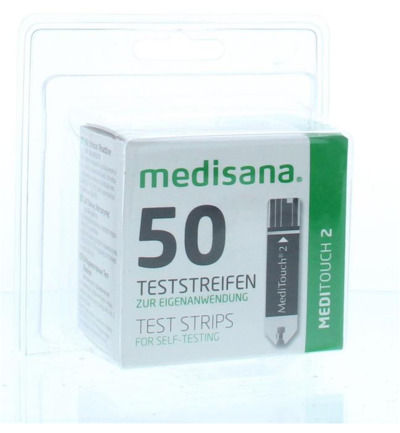 Meditouch 2 teststrips