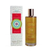 Argan massage olie orange blossom