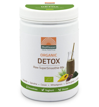 Absolute supersmoothie detox mix bio