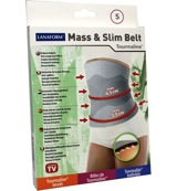 Mass & slim toermaline belt S