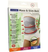 Mass & slim toermaline belt XL