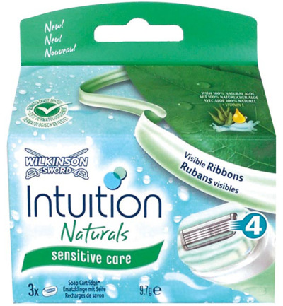 Intuition naturals sensitive care