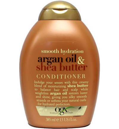 Smooth hydra argan oil & shea butter conditioner