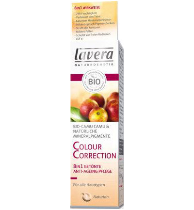 Colour correction creme
