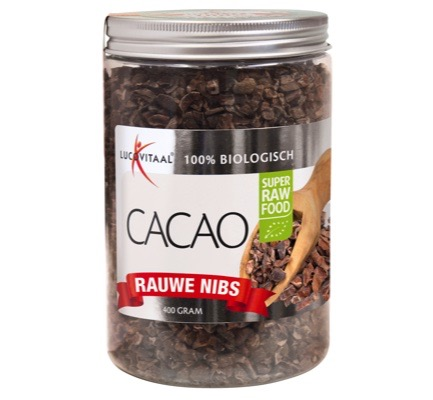 Super raw food cacao nibs