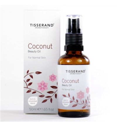 Coconut beauty oil