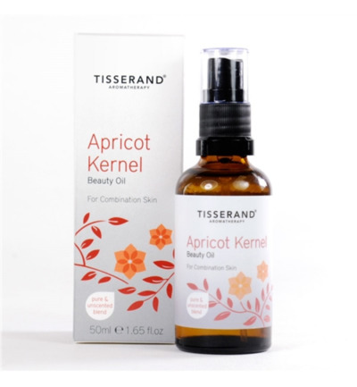 Apricot kernel beauty oil
