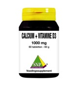 Calcium vitamine D3 1000 mg