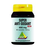 Super anti oxidant 600 mg puur