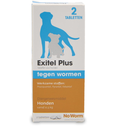 No worm hond small