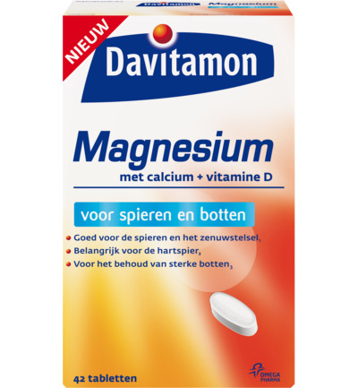 Kramp in benen magnesium