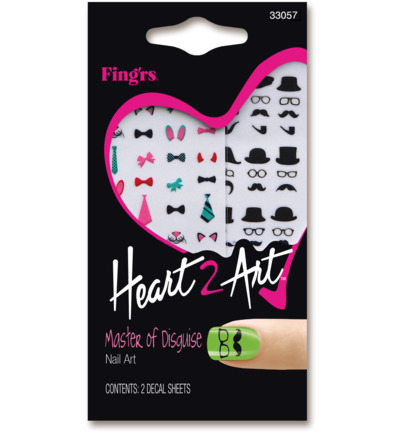 Heart2art master of disguise