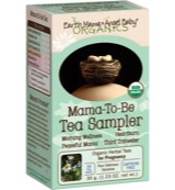 Mama-to-be sampler tea