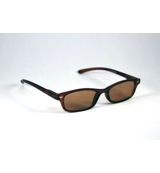 Sunreader excellent brown +2.00 zonneleesbril