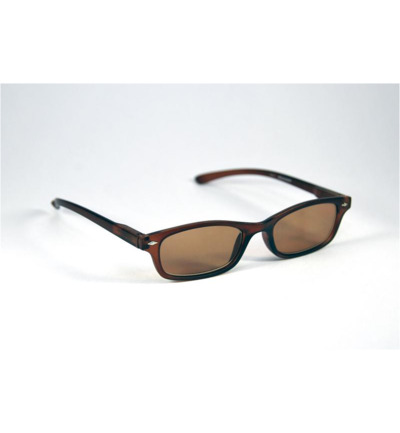 Sunreader excellent brown +3.00 zonneleesbril