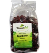 BOUNTIFUL CRANBERRY   ^ 500 GR
